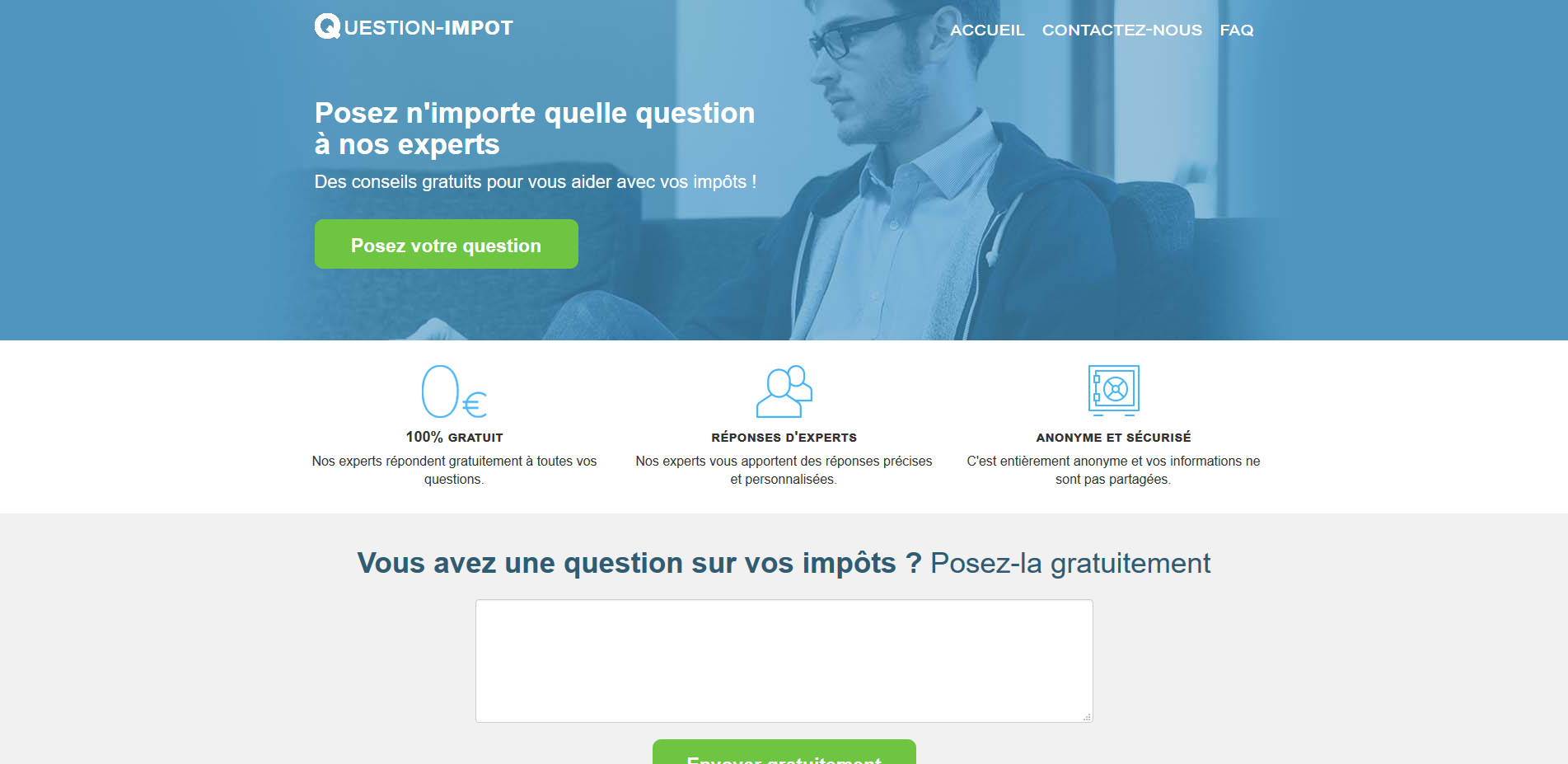 Question Impôt